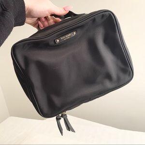 KATE SPADE   3 Compartment Cosmetic Makeup Bag